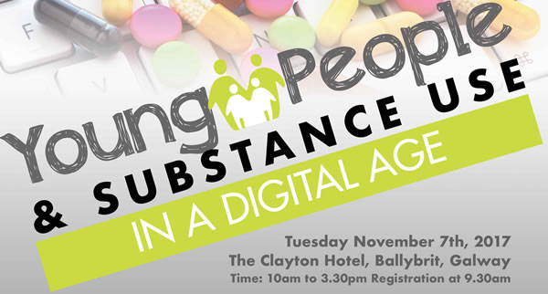 Young People & Substance Use in a Digital Age Conference