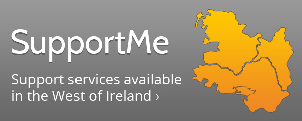 Support services available in the West of Ireland